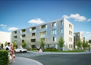 Hugo-Wolf-Strasse Ingolstadt cubus33 Architekten