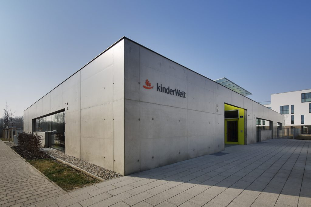 Kindergarten Ingolstadt Beyer Dier Architekten